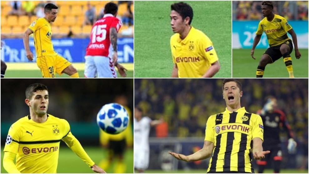Relu, otro fichaje 'random' del Borussia tras Kagawa, Pulisic, Zagadou, Lewandowski…