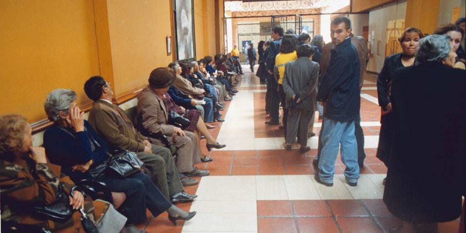Por vía judicial, 16.000 personas buscan traslado pensional exprés