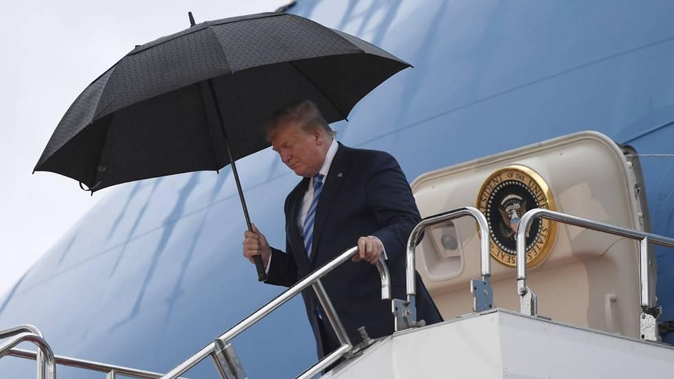 Trump calienta su llegada al G20 con duros ataques a sus aliados