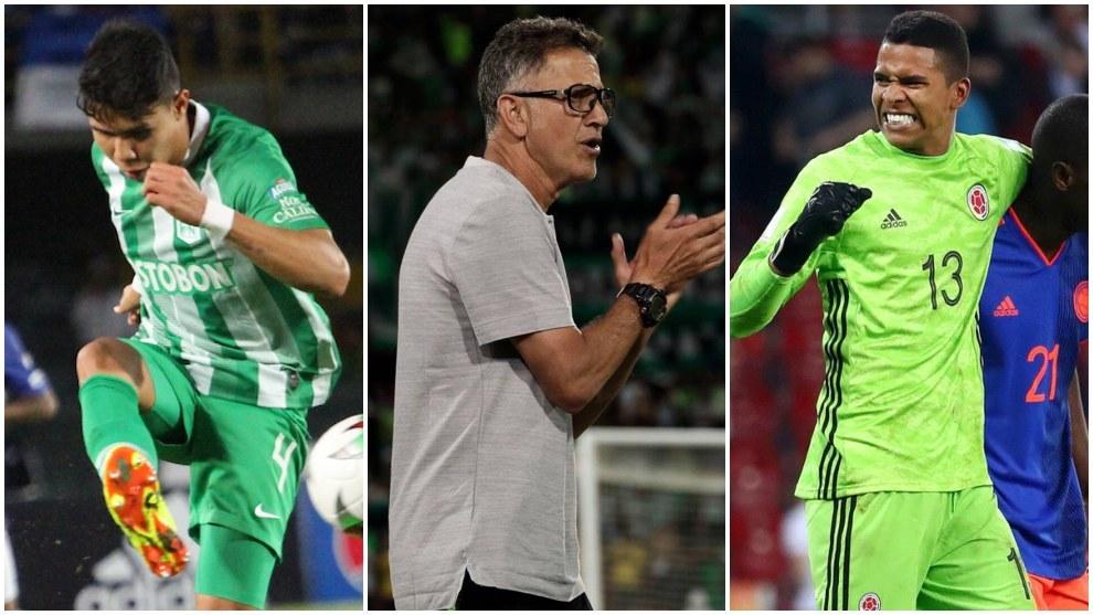 Juan Carlos Osorio sigue sin contar con la cantera