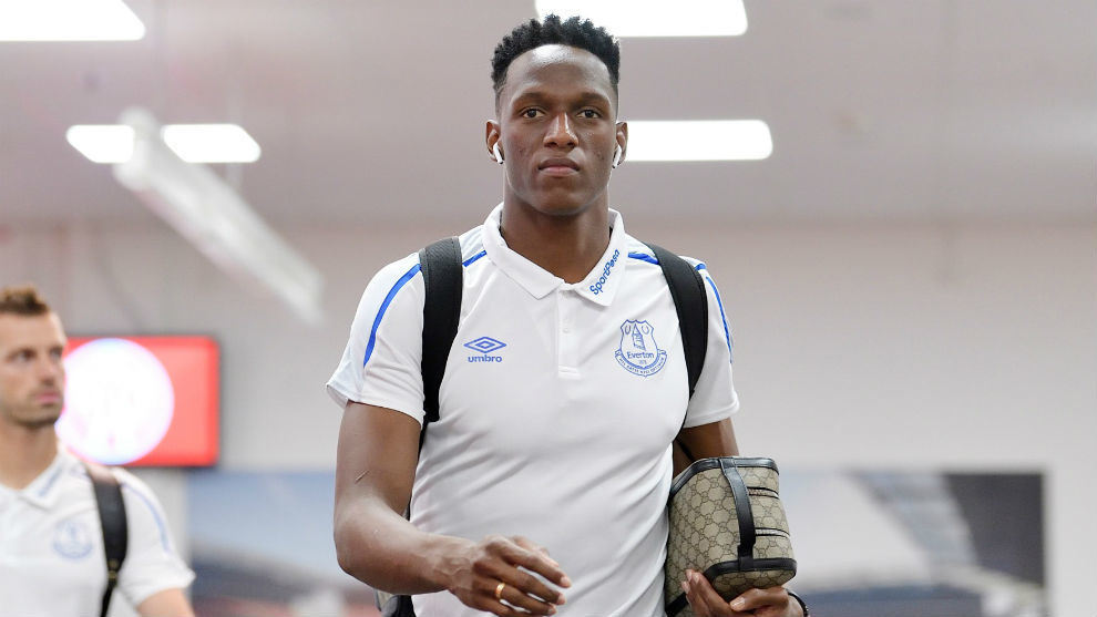 Yerry Mina, en el once ideal del fin de semana en la Premier League