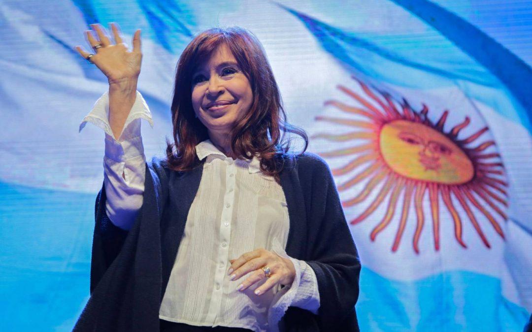 Cristina Kirchner va a juicio oral por la 'causa de los cuadernos'