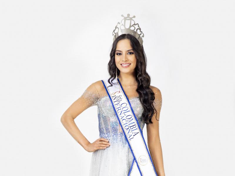 Señorita Colombia Internacional® representará al país en Japón