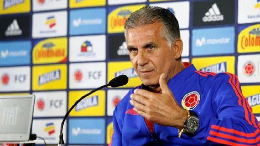 Nadie manda más que Carlos Queiroz en la Selección Colombia