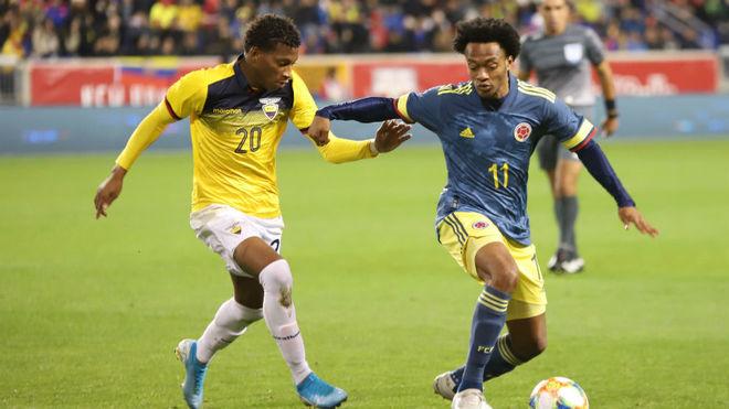 Colombia aprueba raspado su último examen ante Ecuador