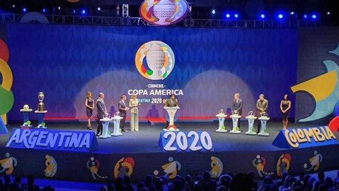 Copa América 2020: Así quedaron los grupos y el calendario de partidos