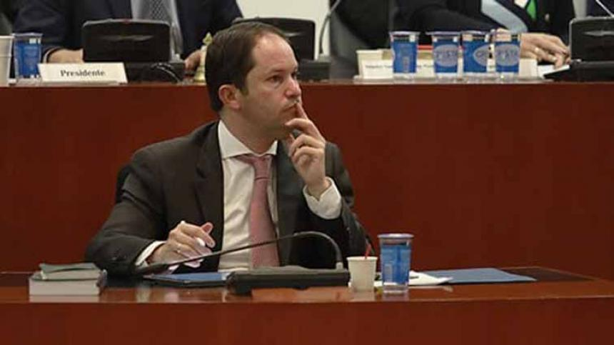 Juan Francisco Espinosa no acepta el cargo de vicefiscal