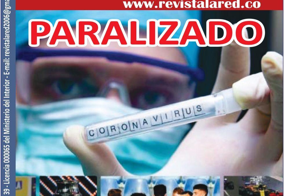 PARALIZADO EL DEPORTE MUNDIAL