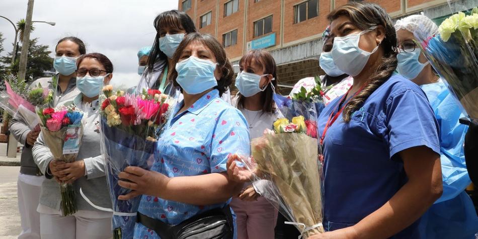 Coronavirus en Colombia: hay 9.074 muertos y 121.032 casos activos