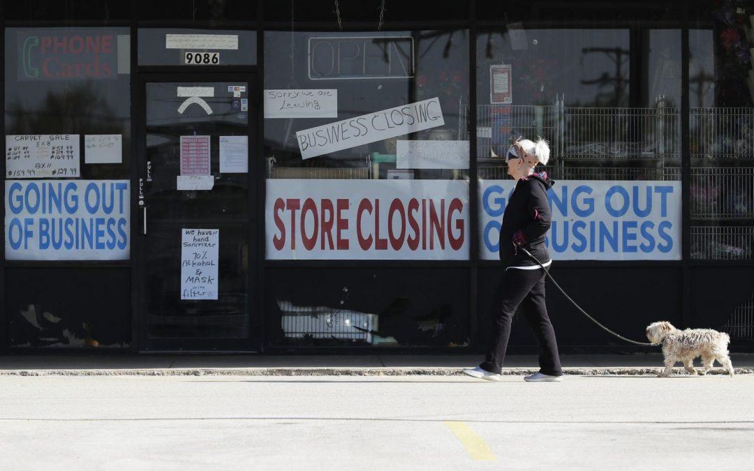Más de 36 millones de personas piden la prestación del paro en Estados Unidos en ocho semanas de crisis