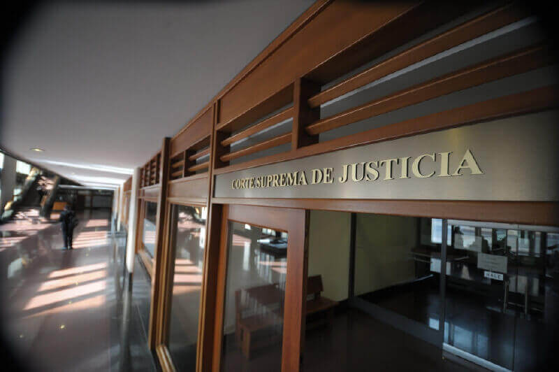 Corte Suprema llama a indagatoria a la excongresista Tatiana Cabello
