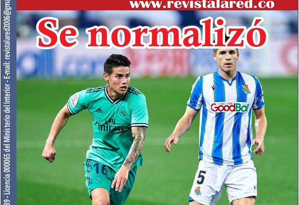 Las palabras que ponen a James Rodríguez en otro club para diciembre